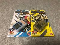Bandai Japan Monster Digimon Digivice ver. 20th Omegamon Zubamon