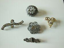 Magnifique lot de bijoux anciens et divers vintage