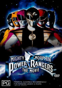 Power Rangers: The Movie DVD R4