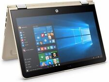 "HP Pavilion x360 13-0102na 13.3"" Touch Laptop i5-7200 8GB 128GB GOLD Z3F61EA"
