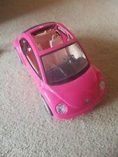 Barbie volkswagen beetle car
