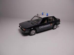 2983 Burago/0177 1/24Alfa Romeo Giulietta Carabinieri