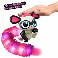 Lil' Gleemerz Glowzer Furry Friend, Light Up Interactive Talking Toy Kids Gift