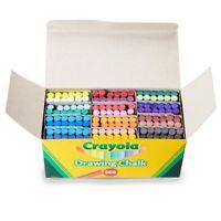 Crayola Colored Drawing Chalk - 144-Stick Set  - 144-Stick Set
