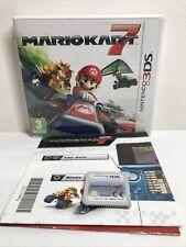Mario Kart 7 Nintendo 3DS Game - Good Condition