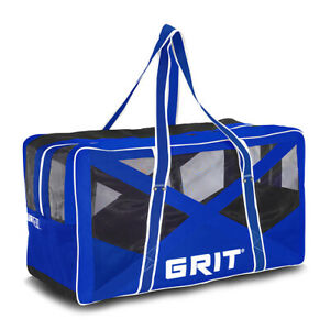 GRIT Airbox Hockey Equipment Carry Bag 36 inch Toronto Blue/White NEW