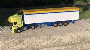 Eligor Camion Scania Transports Piron 1/43