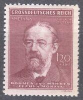 Bohemia & Moravia 1944 MNH Sc B24  Bedrich Smetana ,Czech composer & pianist **