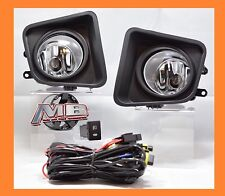 2014 2015 Toyota Tundra Premier Fog Light Clear Lens Kit Wiring + Switch