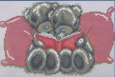 Counted Cross Stitch Kit, Bedtime