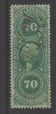 R65c,  1st Issue,  70-Cent,  Foreign Exchange,  Used  ( 02 )