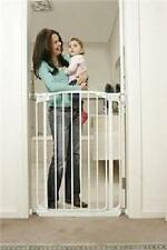 """Dream Baby Chelsea L782W Extra Tall Safety Gate for 28""""-42.5"""" openings, White"""