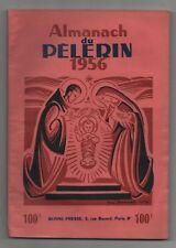 Almanach du Pèlerin 1956 - Pat'Apouf de GERVY - très bel état