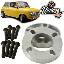 "CLASSIN Austin Mini Clubman City 25mm par Espaciador De Rueda Kit 3/8"" Pernos UNF XL"