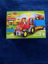RARE - LEGO DUPLO 10524 Farm Tractor NEW in BOX