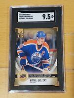 2014 Upper Deck VIP5 National Promo Wayne Gretzky SGC 7 Newly Graded