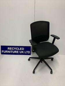 Boss Design Vite mesh-back operators chairs (13 In Stock) Bargain £79 Each