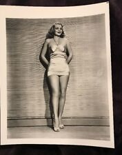 MARIE WILSON ACTRESS VINTAGE 8 X 10 PHOTOGRAPH FROM IRVING KLAWS ARCHIVES