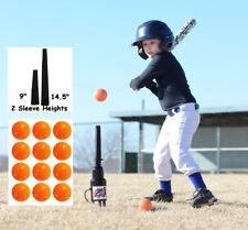 Hit Zone Jr Air Powered Batting Tee - Ball Floats In Mid-Air - T Ball Tee
