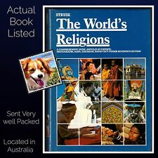The World's Religions Hardcover A Comprehensive Guide by Experts Pub Struik 1989