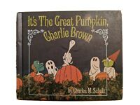 1967 It's the Great Pumpkin Charlie Brown Charles Schulz HC First Edition 1st