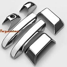 Chrome Door Handle Cover Trim Kit For Jeep Compass 2010-2016