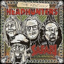 1 CENT CD On Safari - The Kentucky Headhunters