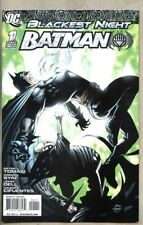 Blackest Night Batman #1-2009 nm 9.4 DC 1st Standard Cover Tomasi Andy Kubert