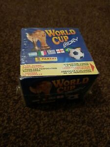 Sealed Box Of World cup Story Packs