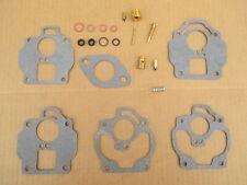 Carburetor Rebuild Kit For Massey Ferguson Mf 202 35 50 To 30 To 35 Harris