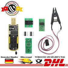 SOIC8 SOP8 Test Clip + CH341A Flash BIOS USB Programmer  for EEPROM 25CXX /24CXX