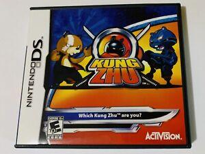 ZhuZhu Pets: Kung Zhu (Nintendo DS, 2010)