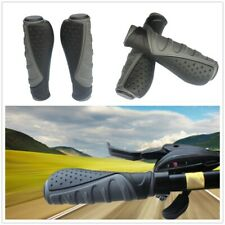 1 Pair Ergonomic Lock On Handlebar Grips Fit For MTB Mountain Bike Hand Grip
