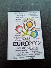 Coffret Euro 2012 Équipe de France VF  (lire L'annonce)