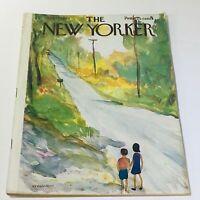 The New Yorker: September 14 1963 - Full Magazine/Theme Cover James Stevenson