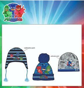 Pj Masks Masken Mütze Kappe Wintermütze Kinder Disney 52-54 warme Qualität