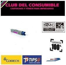 OKI C3300/C3400/C3450/C3600 MAGENTA CARTUCHO DE TONER GENERICO 43459434/43459330
