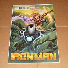 Iron Man #3 Greg Land 1:50 Variant Edition 1st Print Marvel Now