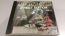 ALLSTAR JAMS - Street Edition Vol. 1  (Mixed by JAY PLUS) EMINEM JAY-Z SAN QUINN