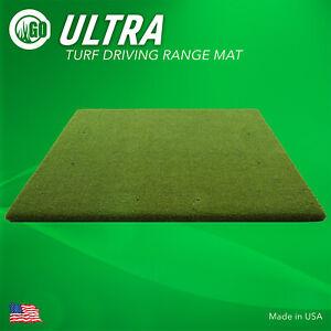 Ultimate Super Tee Golf Mat - 5 feet x 5 feet