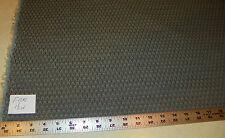 Gray Beige Shell Print Upholstery Fabric  1 1/2 Yard  F1346