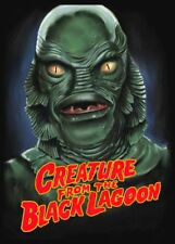 Creature From The Black Lagoon Portrait Sticker or Magnet