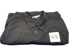 NEW Hasselblad Broncolor FOBA Camera Size L Polo Short Sleeve Shirt W Pocket