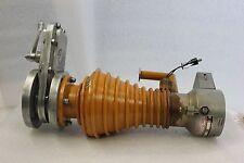 "Alcatel diffusion pump CRYSTAL 63 (115v 550W) and a 2"" manual gate valve"