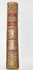 *****  SERMONS DU PERE BRETONNEAU - AVENT - CHEZ HIPPOLYTE-LOUIS GUERIN - 1749 *