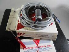20-250 volts 5-130 mA. Baluff BES 515-209-S21-E Inductive Proximity Sensor