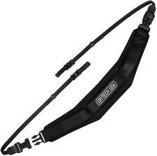 New OpTech Pro Camera Strap (Black) - fits Nikon, Canon, Olympus & Sony DSLRS