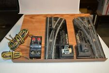 PAIR OF AMERICAN FLYER 720A REMOTE CONTROL SWITCHES W/ CONTROL BOX (1)
