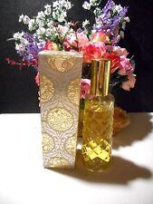 "Vintage Avon ""TOPAZE"" cologne mist 2 FL.OZ. in gold embossed box.."