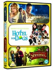 Stardust/Hotel For Dogs/The Spiderwick Chronicles [DVD] By Charlie Cox,Sienna.